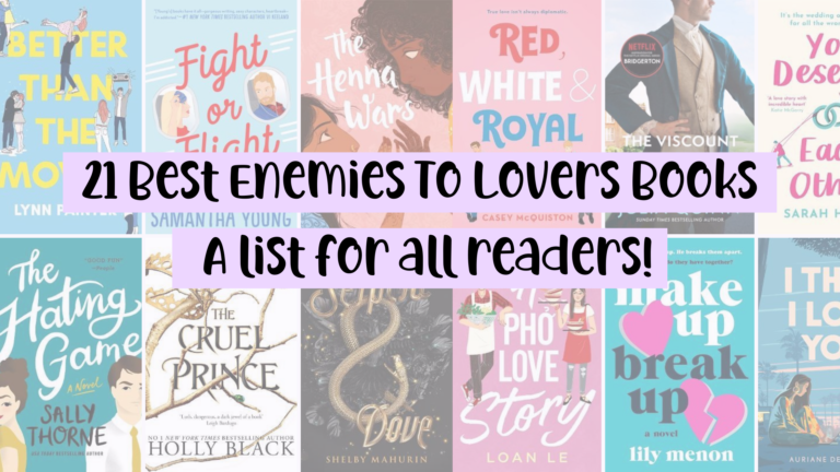 enemies to lovers books