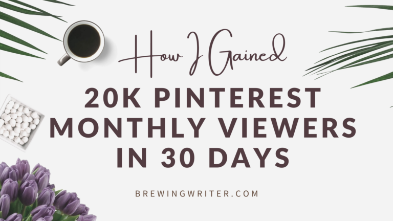 pinterest monthly viewers